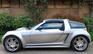 2004 Smart Roadster Brabus Coupe 101hp RHD 64k