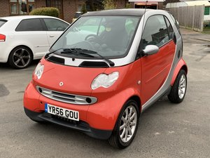 2006 Smart Fortwo City Passion 0.7 Turbo Softtouch