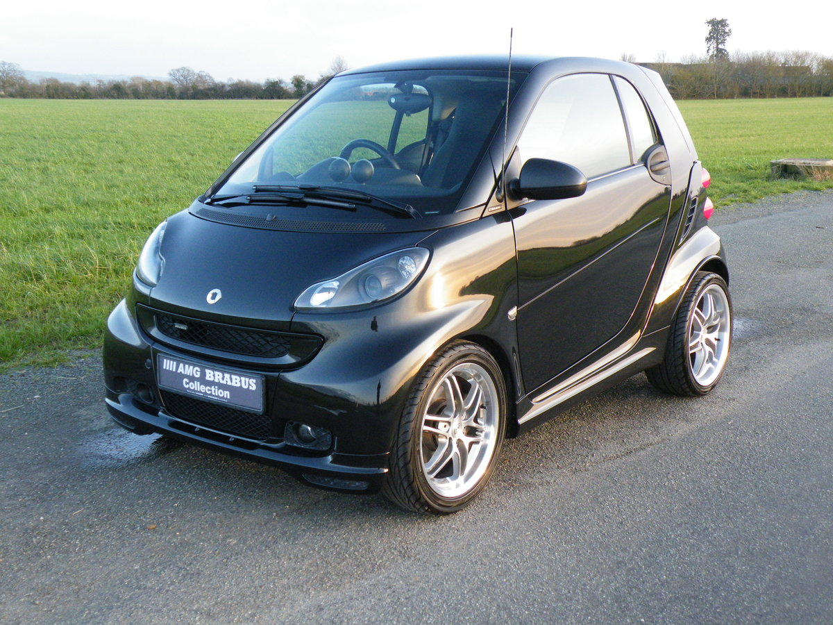 2011 Smart Brabus Four Two Xclusive  For Sale (picture 6 of 6)