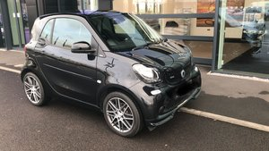 2016 Genuine Smart brabus
