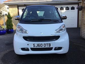 SMART FOR TWO CDI PASSION SOFT TOUCH