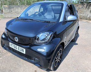 Picture of 2017 Smart ForTwo 0.9T Prime Premium Cabriolet Auto SOLD