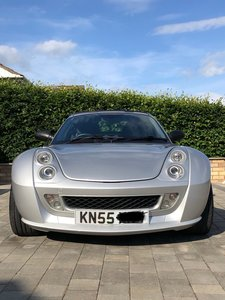 2005 Smart Roadster Brabus Xclusive