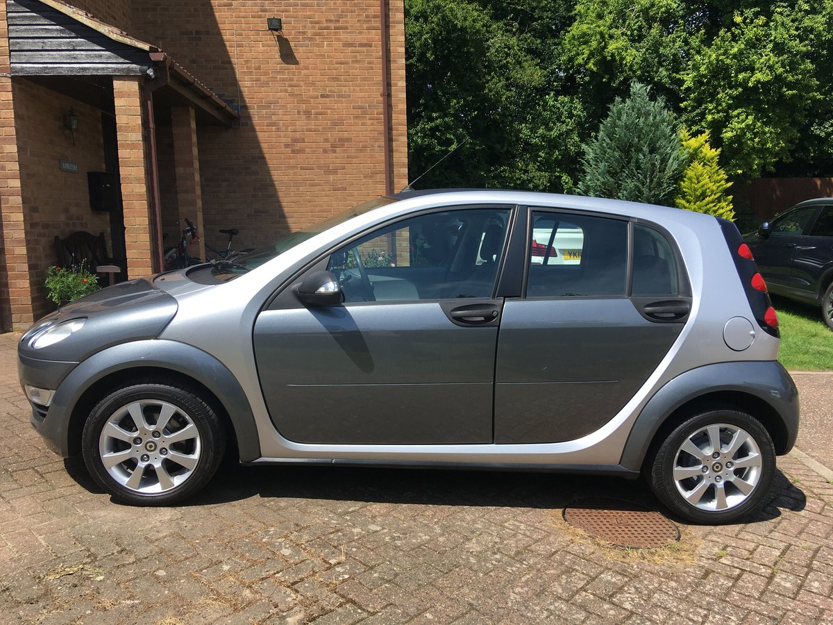 2006 Smart Four Four low miles Excellent Condition For Sale (picture 1 of 6)