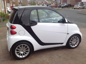 2011 Smart Fortwo CDI Passion 12850 miles Only.