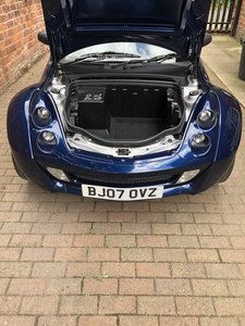 Smart Roadster final edition