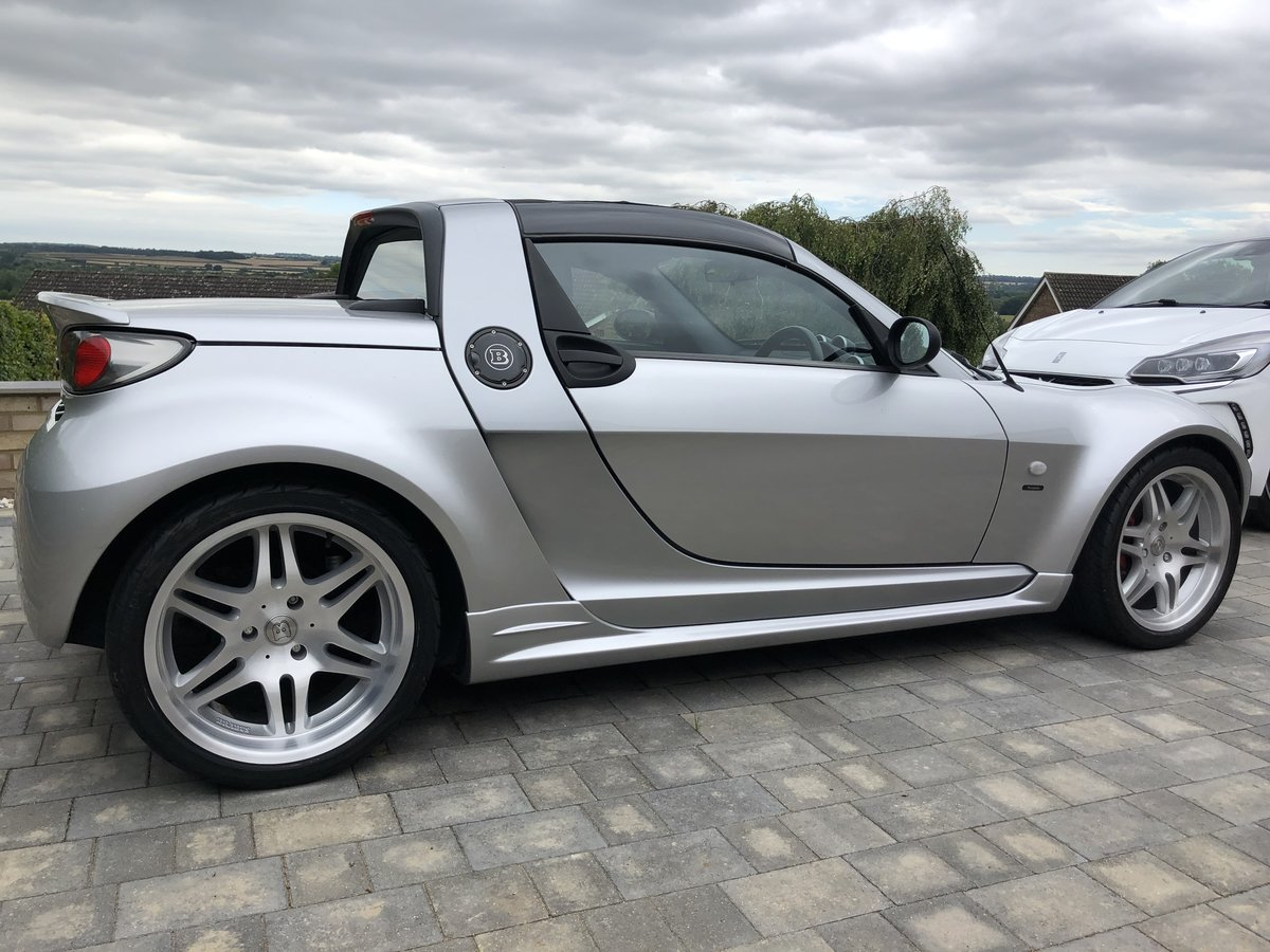 2005 Smart Roadster Brabus Xclusive For Sale (picture 2 of 6)