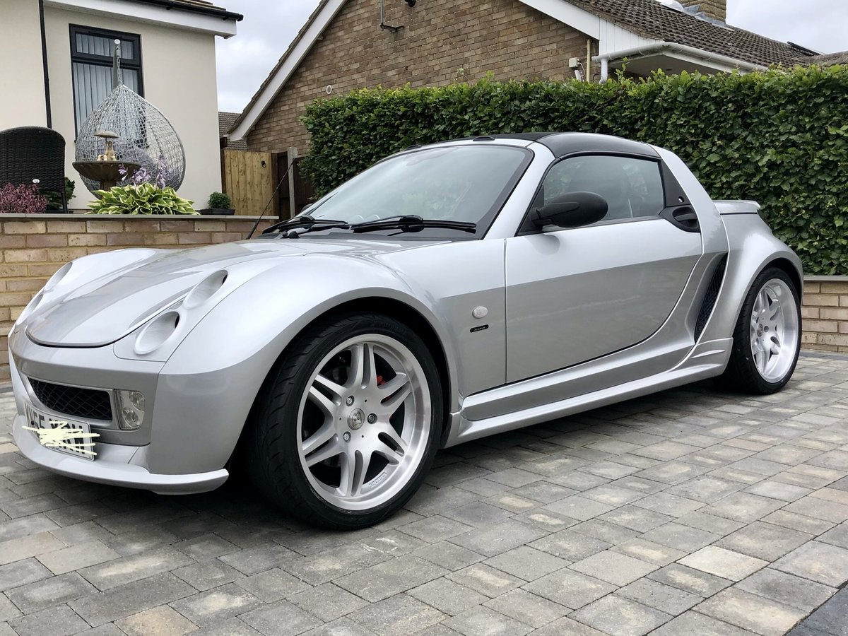 2005 Smart Roadster Brabus Xclusive For Sale (picture 3 of 6)
