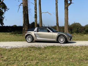 2004 54 SMART ROADSTER COUPE ONLY 43000 MILES IMMACULATE
