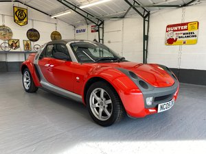 Picture of 2005 Smart car roadster