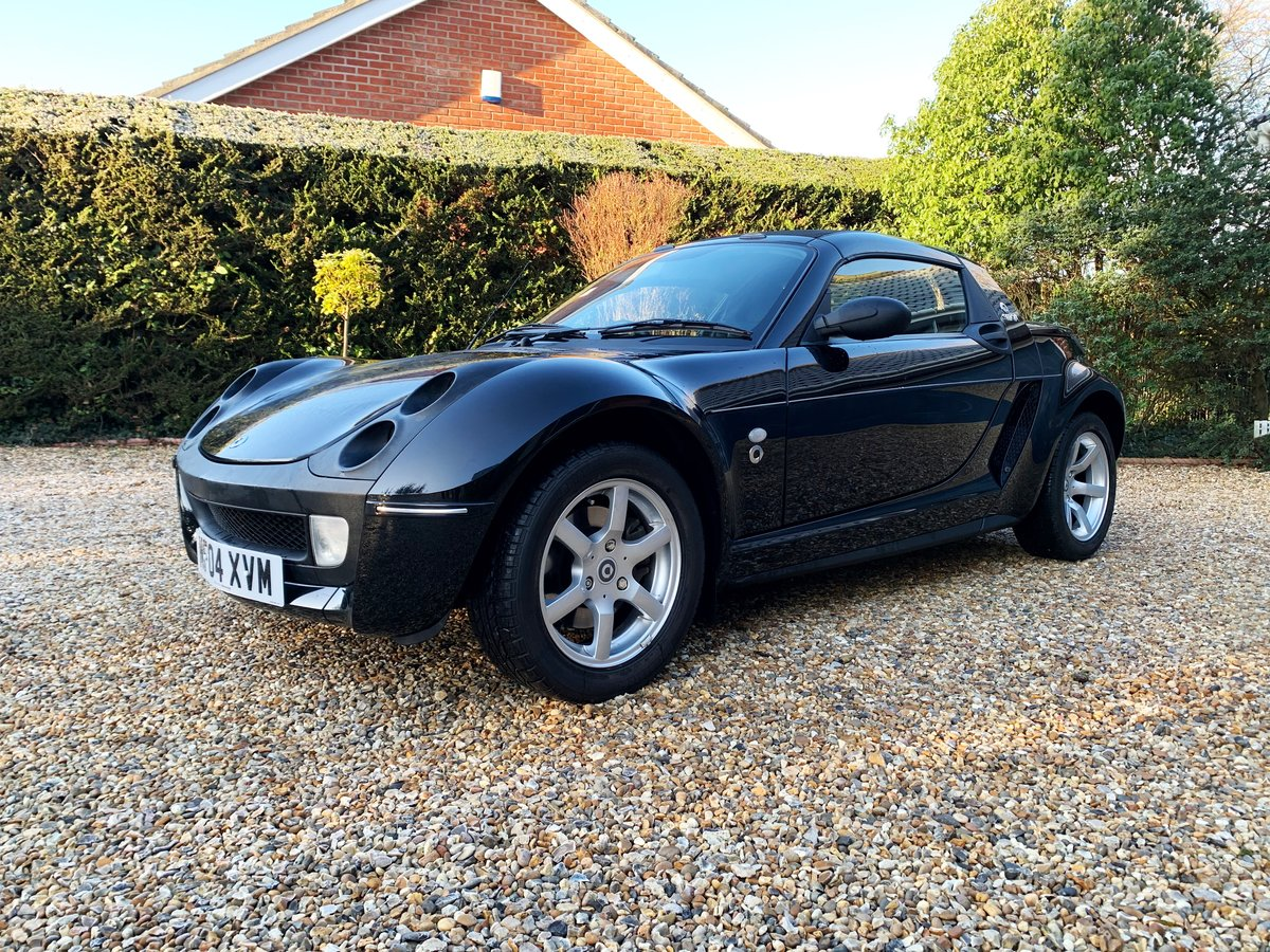2004 Smart roadster 80 just 5150 miles (sold similar required) For Sale (picture 3 of 12)