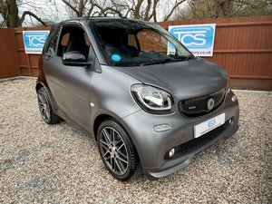 Picture of smart ForTwo BRABUS Xclusive Cabrio 6-Speed DCT Auto