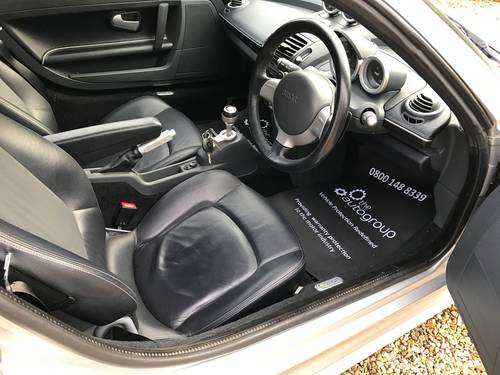 2006 SMART BRABUS EXCLUSIVE ROADSTER  SOLD SIMILAR CARS REQUIRED For Sale (picture 6 of 6)