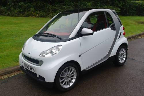 SMART PASSION CDi..AUTOMATIC..VERY LOW MILES..TOP SPEC SOLD (picture 4 of 6)