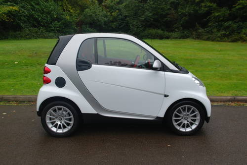 SMART PASSION CDi..AUTOMATIC..VERY LOW MILES..TOP SPEC SOLD (picture 6 of 6)