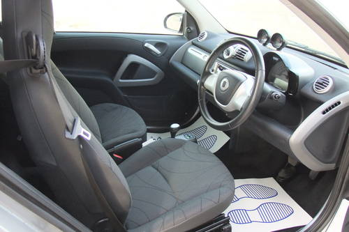 2012 SMART FORTWO CABRIO 1.0 PASSION MHD 2DR AUTOMATIC SOLD (picture 6 of 6)