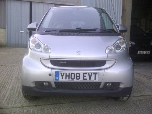 2008 Smart ForTwo 1.0 Turbo Auto Brabus'Look' 22k miles Breaking? SOLD (picture 4 of 6)