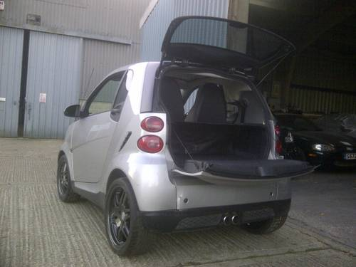 2008 Smart ForTwo 1.0 Turbo Auto Brabus'Look' 22k miles Breaking? SOLD (picture 6 of 6)
