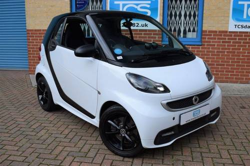 2014 ForTwo GrandStyle Edition 84bhp Softouch SOLD (picture 1 of 6)