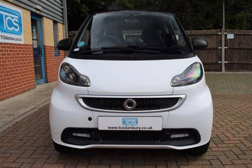 2014 ForTwo GrandStyle Edition 84bhp Softouch SOLD (picture 4 of 6)