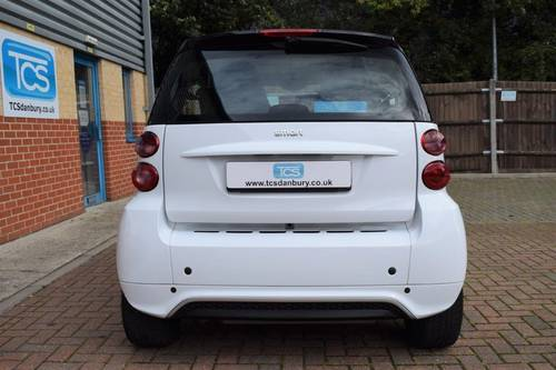 2014 ForTwo GrandStyle Edition 84bhp Softouch SOLD (picture 5 of 6)