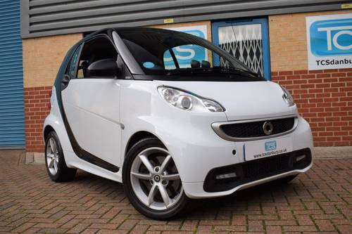 2014 ForTwo Edition21 71bhp mhd Softouch SOLD (picture 1 of 6)