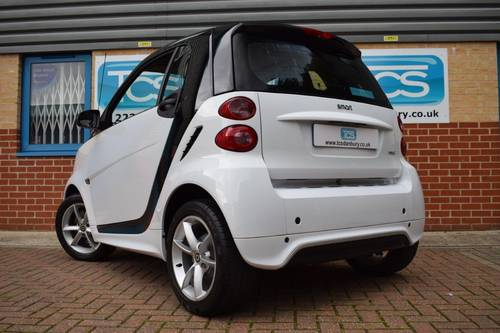 2014 ForTwo Edition21 71bhp mhd Softouch SOLD (picture 2 of 6)