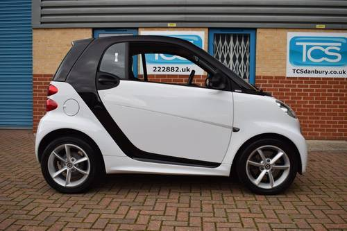 2014 ForTwo Edition21 71bhp mhd Softouch SOLD (picture 3 of 6)