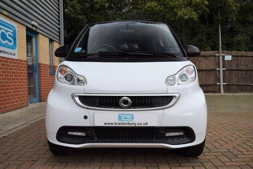 2014 ForTwo Edition21 71bhp mhd Softouch SOLD (picture 4 of 6)