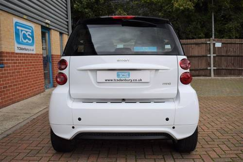 2014 ForTwo Edition21 71bhp mhd Softouch SOLD (picture 5 of 6)