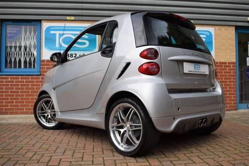 2012 smart forTwo BRABUS Xclusive Coupe 102 Softouch SOLD (picture 2 of 6)