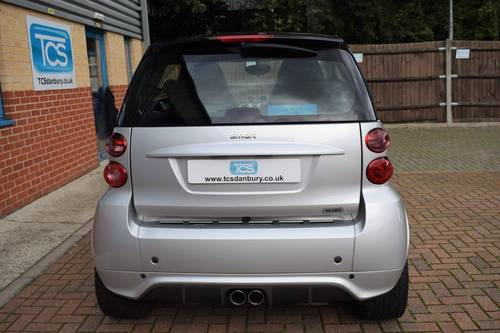 2012 smart forTwo BRABUS Xclusive Coupe 102 Softouch SOLD (picture 5 of 6)