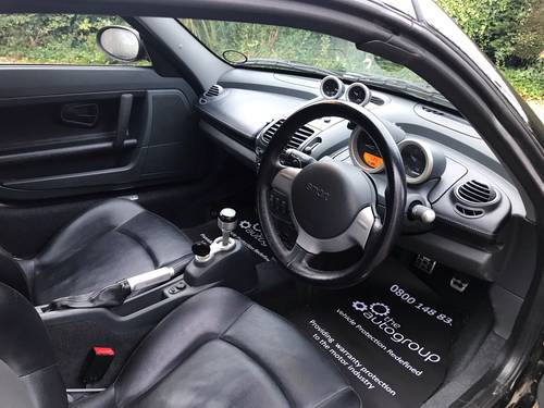 2004 SMART BRABUS ROADSTER COUPE (SIMILAR CARS REQUIRED ) For Sale (picture 5 of 5)