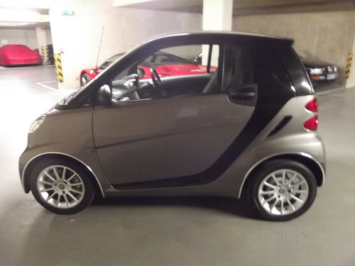 2010 SMART CAR FORTWO PASSION RHD AUTO 3 door SOLD (picture 2 of 6)