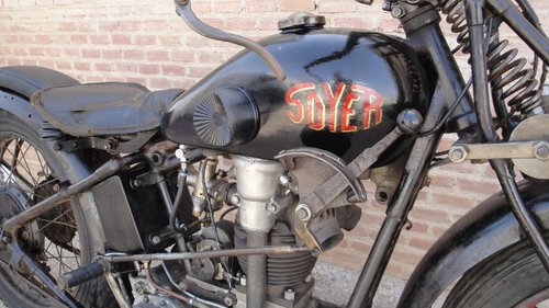 SOYER 011 500 OHC YEAR 1929 For Sale (picture 5 of 6)