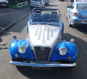 KIT CAR - Ford Spartan 2x2 Roadster 2 litre manual