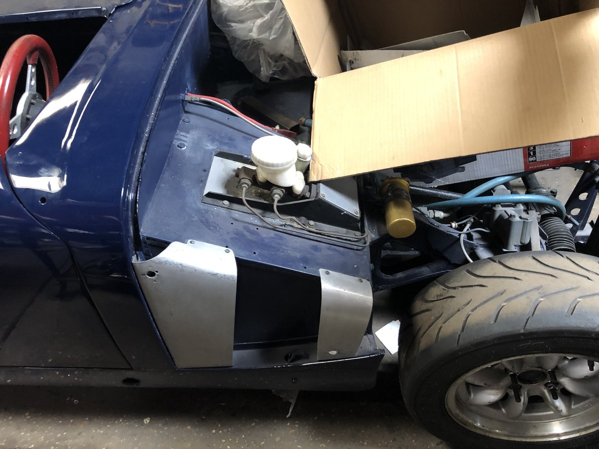1958/1959 Speedwell Race car  Right hand drive For Sale (picture 2 of 6)