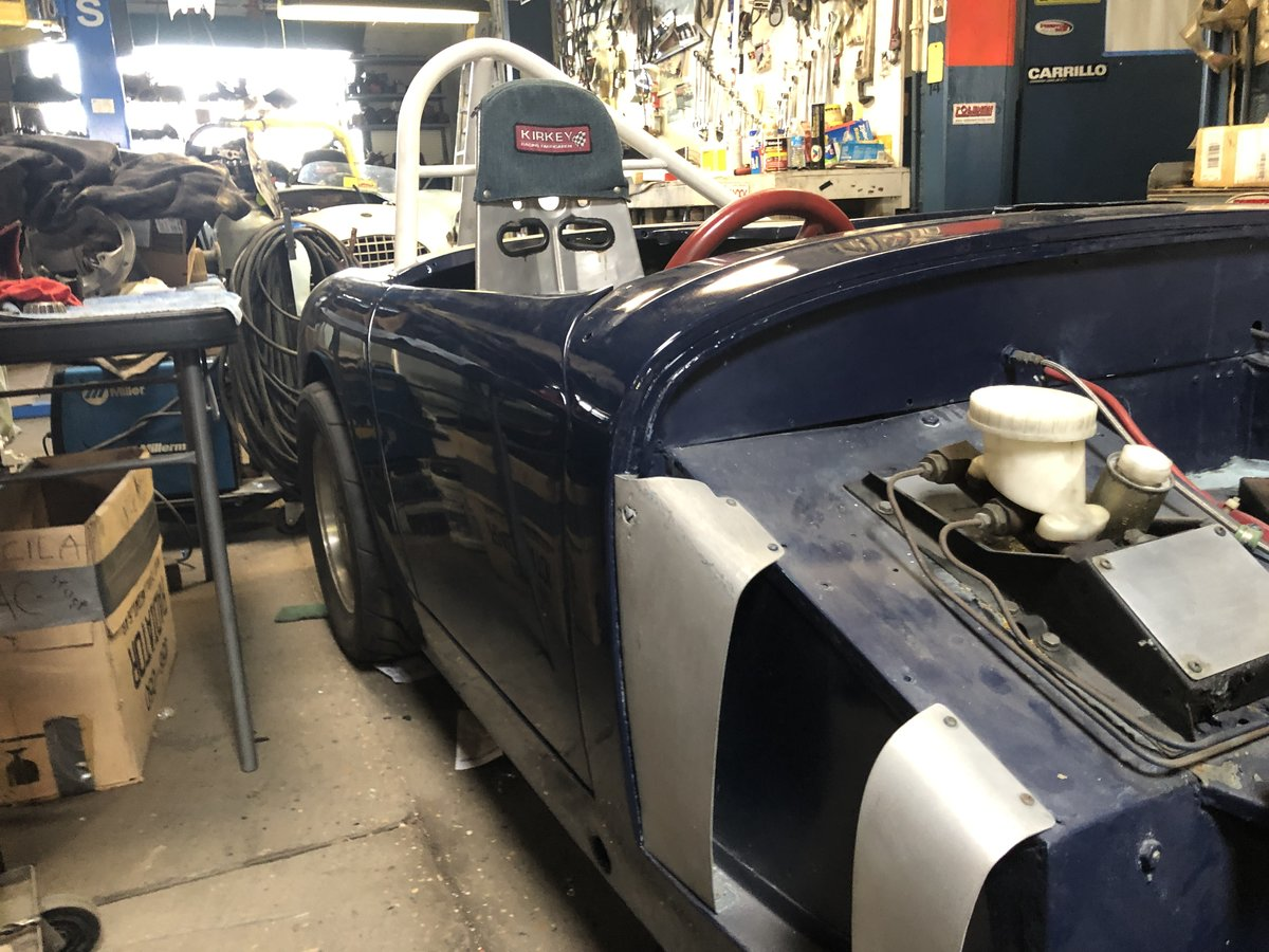1958/1959 Speedwell Race car  Right hand drive For Sale (picture 3 of 6)