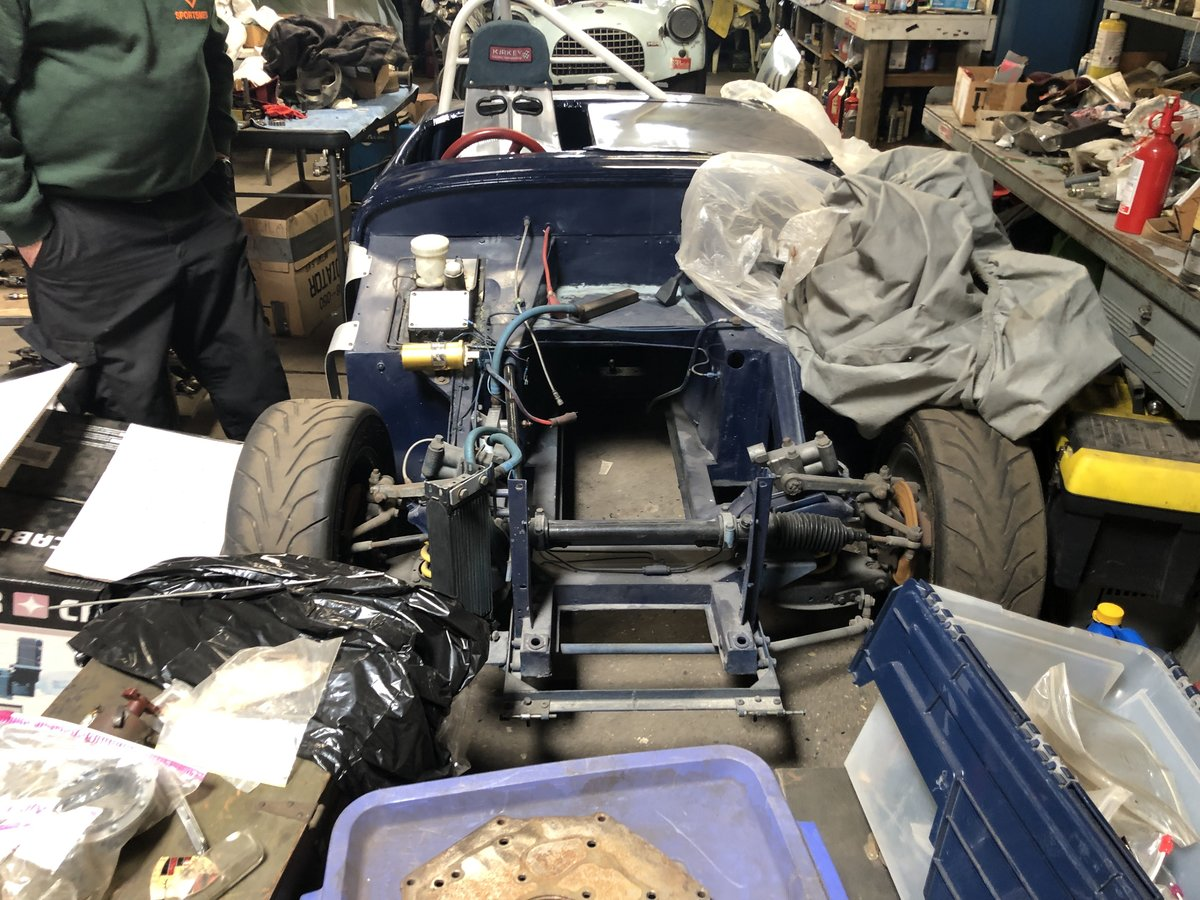 1958/1959 Speedwell Race car  Right hand drive For Sale (picture 6 of 6)