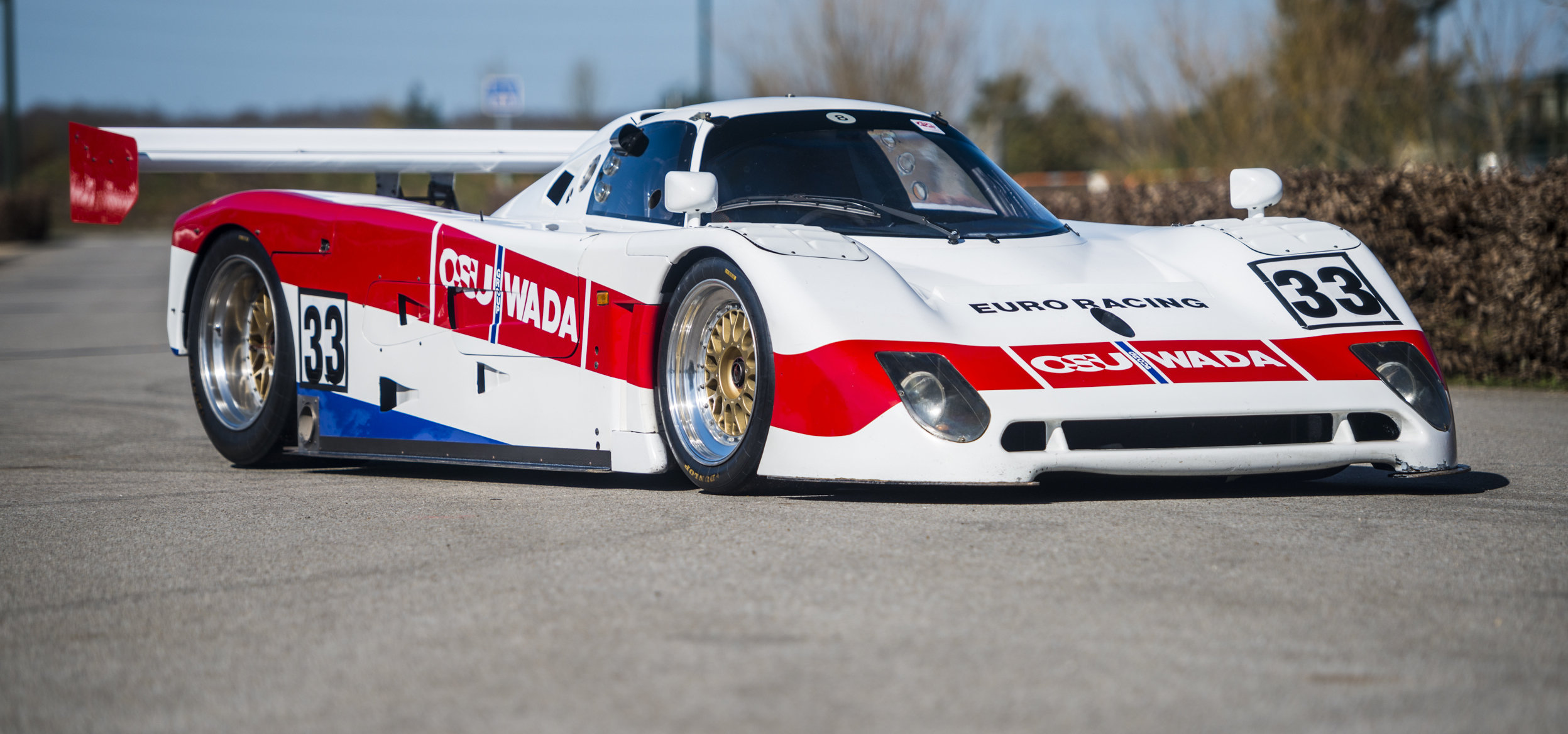 1990 SPICE SE90C Group C1 SOLD (picture 1 of 6)