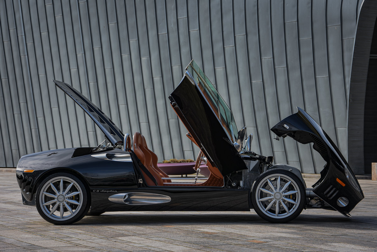 2005 Extremely Rare Spyker C8 Spyder For Sale (picture 2 of 6)