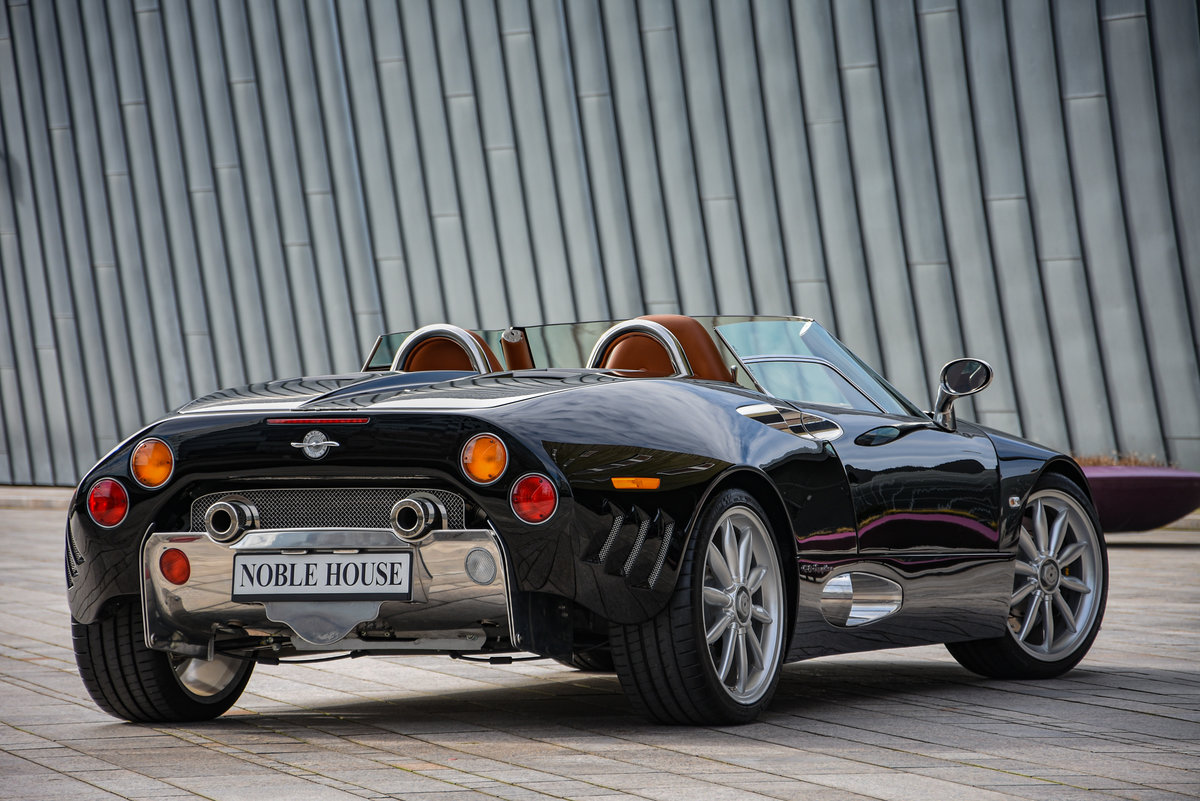 2005 Extremely Rare Spyker C8 Spyder For Sale (picture 3 of 6)