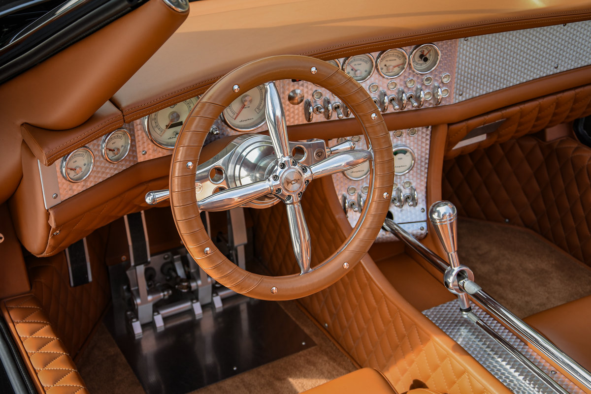 2005 Extremely Rare Spyker C8 Spyder For Sale (picture 4 of 6)