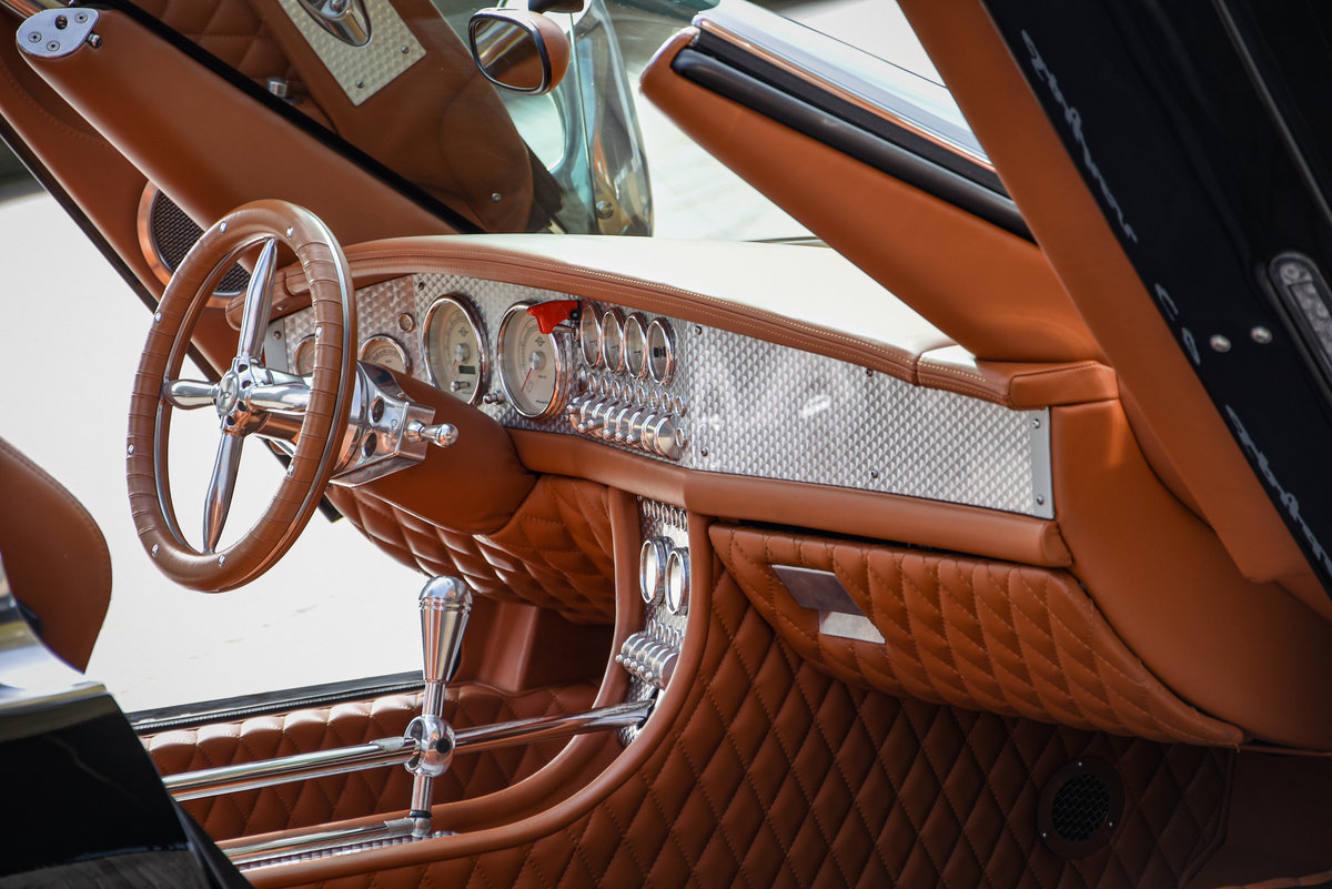 2005 Extremely Rare Spyker C8 Spyder For Sale (picture 5 of 6)