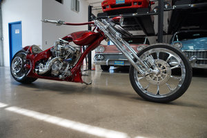 2011 SPCN Custom Chopper SS Big Twin For Sale
