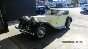 1933 SS1 FIXED HEAD COUPE For Sale