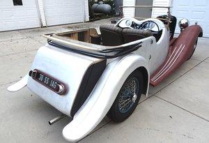 1936 Jaguar 2-1/2 Litre Ready for paint!  For Sale
