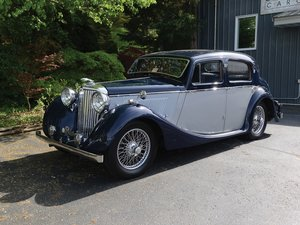 1938 SS Jaguar 1-Litre Saloon  For Sale by Auction