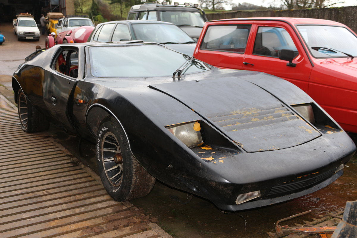 0000 SS Eagle (Nova) Gullwing rear engine Ford barnfind Qplate   For Sale (picture 1 of 6)