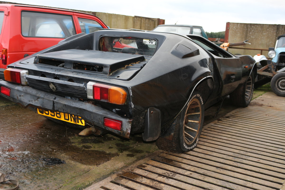 0000 SS Eagle (Nova) Gullwing rear engine Ford barnfind Qplate   For Sale (picture 2 of 6)